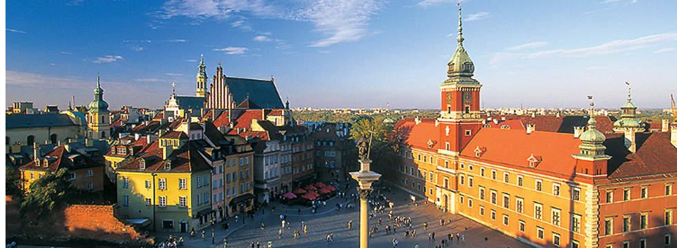 Ville e Pologne